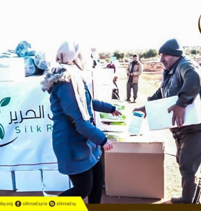 Distribution of  Non-Food items for IDP's in camps